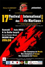 estival International des Arts Martiaux