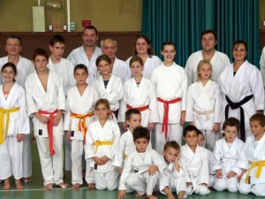 Stage de Karate Cherdieu 221006 002