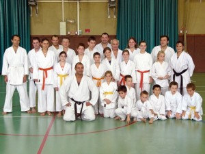 Stage de Karate Cherdieu 221006 003