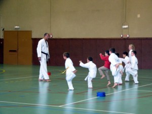 Stage de Karate Cherdieu 221006 004