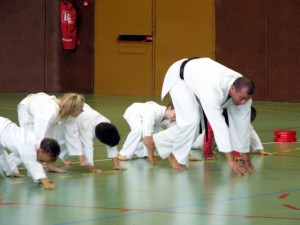 Stage de Karate Cherdieu 221006 005