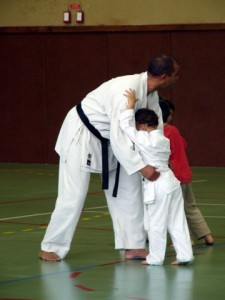 Stage de Karate Cherdieu 221006 006