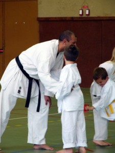 Stage de Karate Cherdieu 221006 007