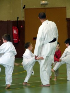 Stage de Karate Cherdieu 221006 008