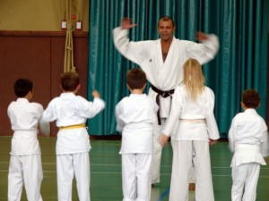 Stage de Karate Cherdieu 221006 009