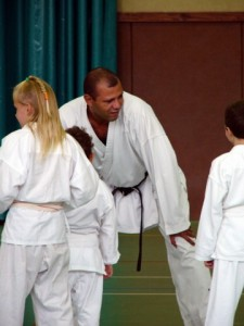 Stage de Karate Cherdieu 221006 010