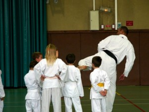 Stage de Karate Cherdieu 221006 011