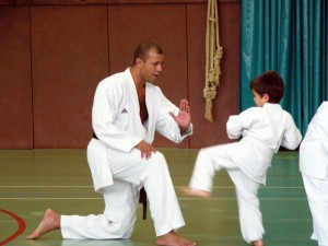 Stage de Karate Cherdieu 221006 012