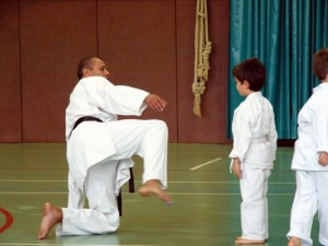Stage de Karate Cherdieu 221006 013