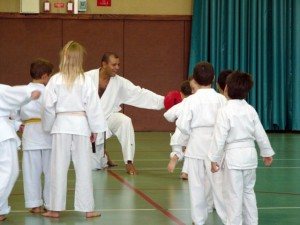 Stage de Karate Cherdieu 221006 019