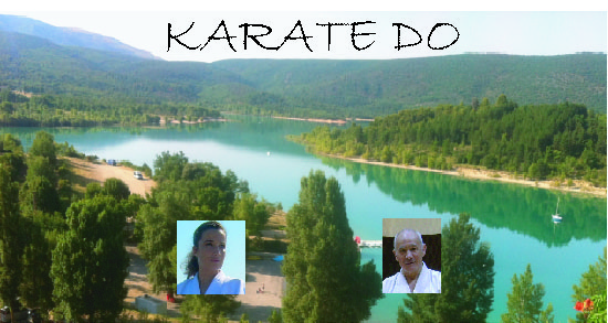 KARATE DO 1er STAGE D'ETE